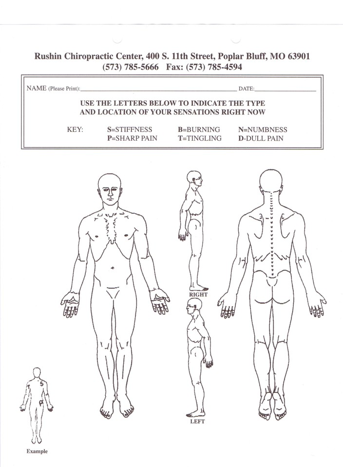 Pain Diagram Form Pictures to Pin on Pinterest ThePinsta